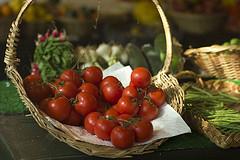 Panier de fruits et légumes bio en Belgique