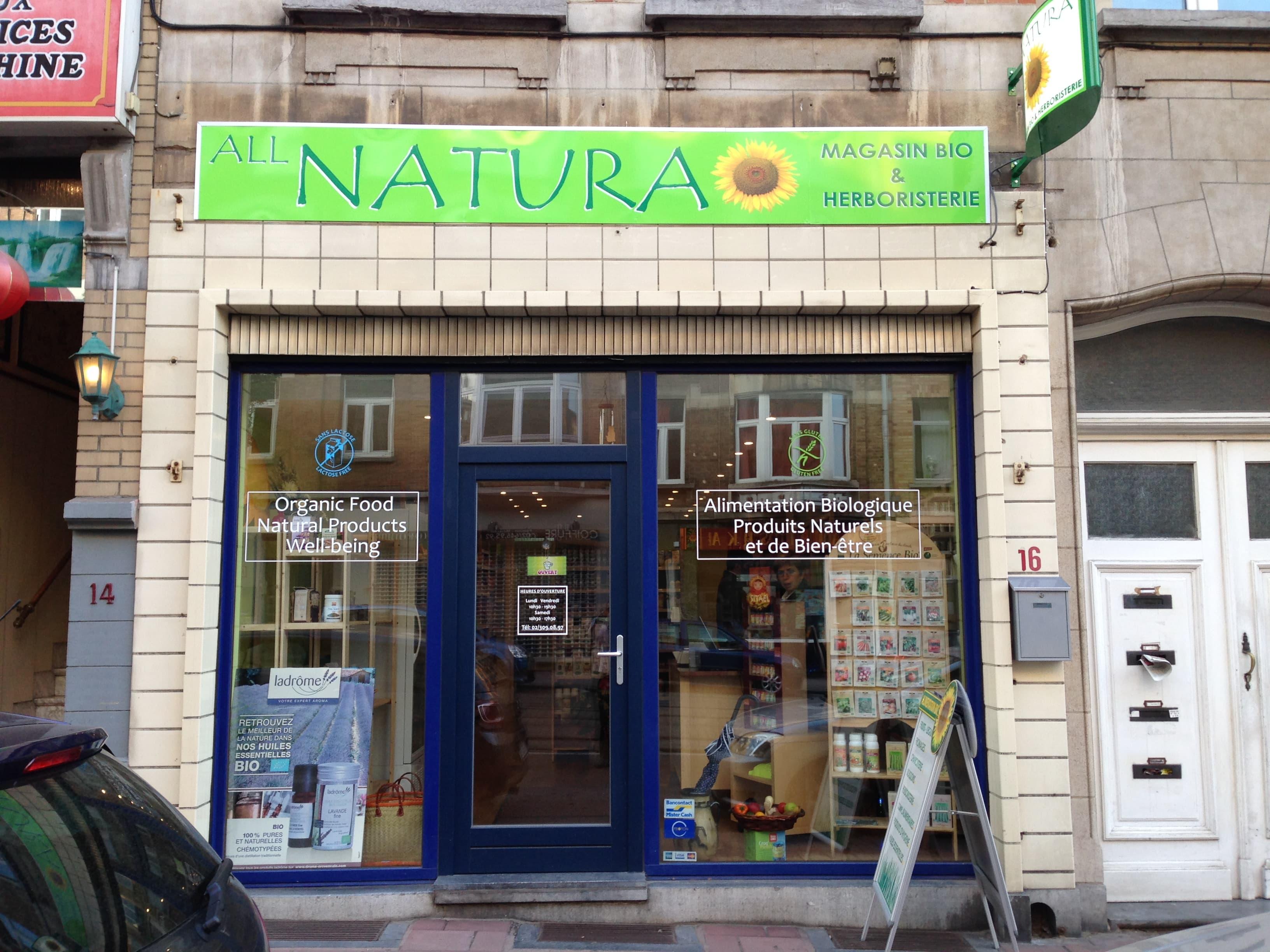 02e5b15c716 All Natura  magasin nourriture biologique
